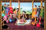 The Safavids were one of the most significant ruling dynasties of Persia and established the Twelver school of Shi'a Islam as the official religion of their empire, marking one of the most important turning points in the history of Islam. This Shia dynasty was of mixed ancestry: Kurdish, Azerbaijani, Georgian and Greek, and ruled Iran from 1501 to 1722.